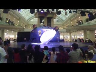 Как работают иллюзионисты в Дубаи с .Опыт