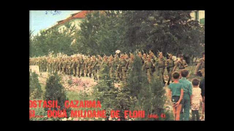 Suntem ostirea mandra si viteaza muzica militara romaneasca