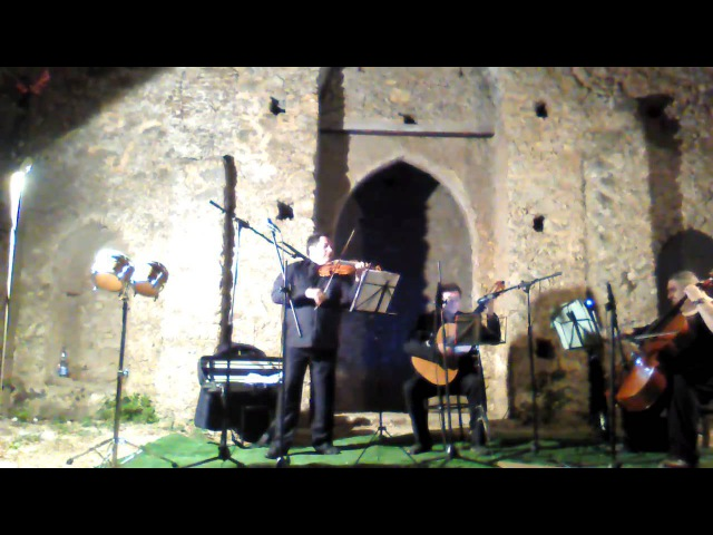 Joachim Johow Fahrt nach Tecklenburg violin Salvatore Petrotto Guitar Antonio Di Rosalia