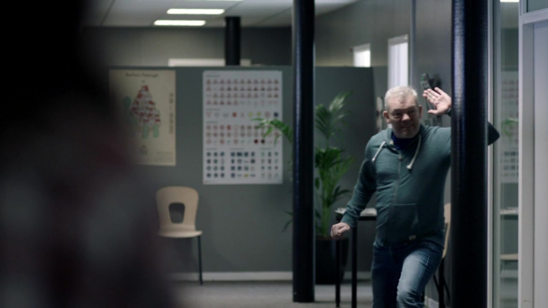 Дикте Свендсен 3 сезон 8 серия из 10 [Страх и Трепет] HD