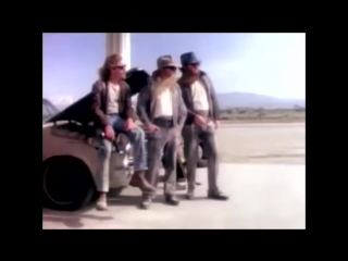 ZZ Top - Gimme All Your Lovin' (1983) (Blues Rock)