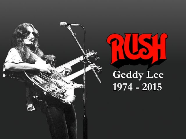 Geddy Lee Voice Change 1974 2015