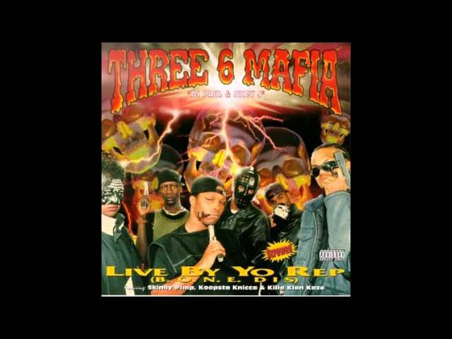 Three 6 Mafia Live By Yo Rep EP Full Album Mysta Cyric