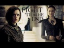 (GoT) Sansa Arya Fight 'Til The End