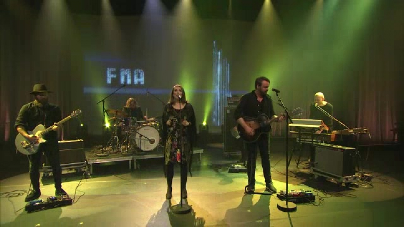 FMA 2017 Guðrið Hansdóttir feat. Marius Ziska