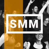 Логотип Реклама концертов. Продвижение артистов. SMM