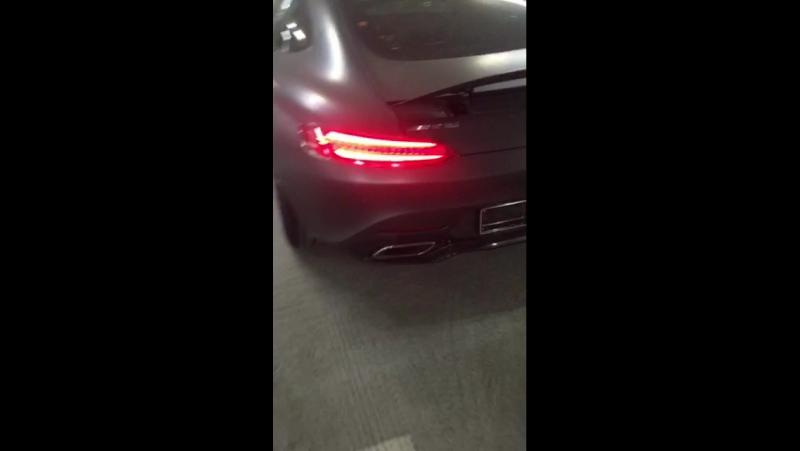Mерседес GT AMG 2016 9000000р