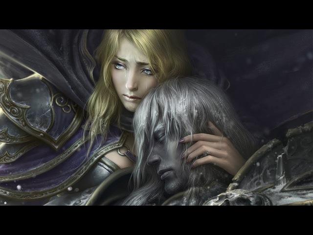 История любви Артаса и Джайны Warcraft Вирмвуд
