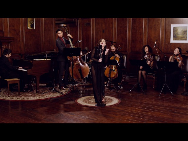 Smells Like Teen Spirit - Nirvana ('60s Orchestral Cover) ft. Alisan Porter
