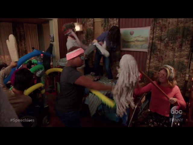 Просто нет слов Speechless 1 сезон 16 серия Промо O s Oscar P a Party HD