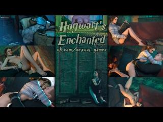Hogwarts Enchanted Episode 1 (Harry Potter sex)