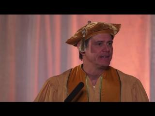 Выступление Джима Кэрри о Единстве. Боже, как гениально и с юмором об Истине)