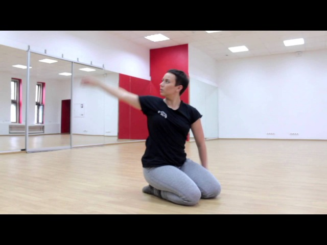 Базовые движения CONTEMPORARY DANCE