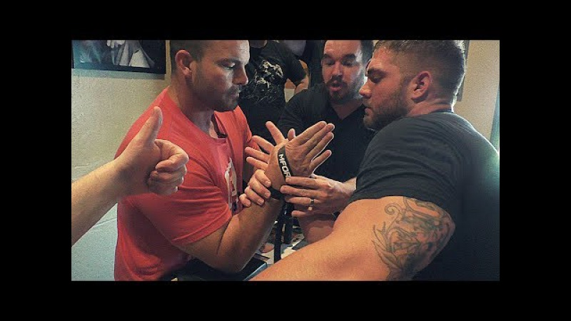 Travis BAGENT vs Bill RUNKLE SUPER MATCH 2017