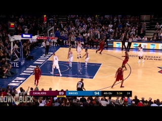 Kyle Korver Full Highlights vs Knicks.