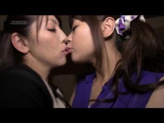 Yuuki Misa, Maika, Amamiya Kotone, Sakaki Nachi - Lesbian Kisses