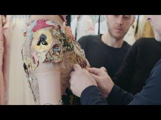 Dolce&Gabbana Alta Moda and Alta Sartoria: the day before