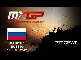 MXGP of Russia 2017 Pit Chat with VSEVOLOD BRYLYAKOV
