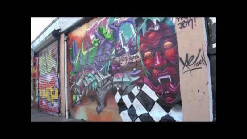 5 POINTZ THE MECCA OF GRAFFITI new york videodyssey 205