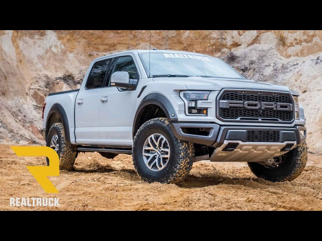 2017 Ford Raptor F 150 Overview 450hp 3 5 Liter Twin Turbo Ecoboost