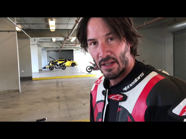Honda RVF750R RC45 Laps With Keanu Reeves And Jake Zemke NO MUSIC