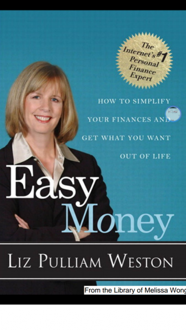Easy Money How to Simplify