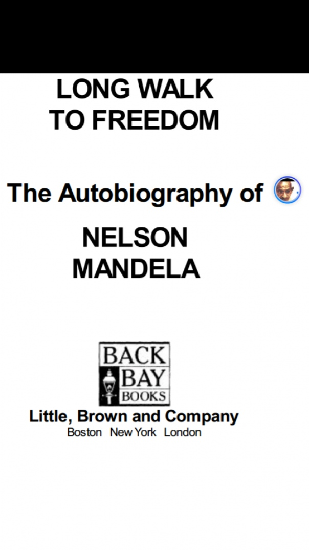 the-autobiography-of-nelson-mandela