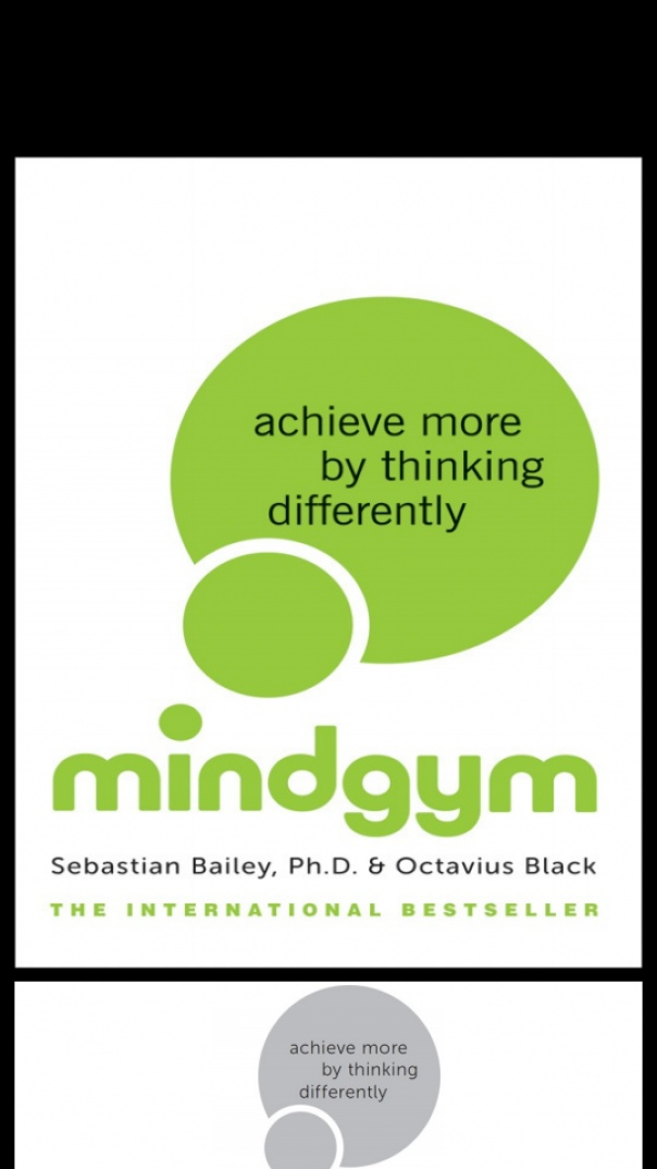 Book cover mind gym
