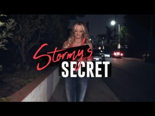 Stormy daniels / stormy's secret / huge tits blonde milf