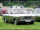 VAZ 2107 LADA SIGNET IST CARS Co. Volkspolizei 1/43