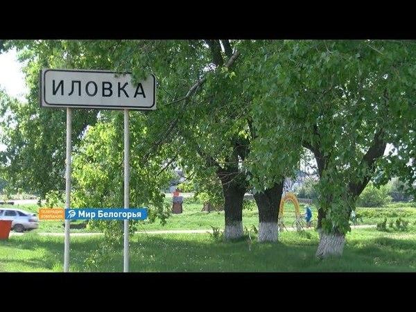 «Сельский порядок». Иловка Алексеевского района (23.05.2018)