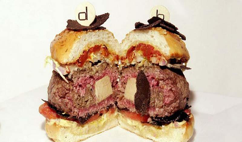 10 самых дорогих бургеров в мире, изображение №3