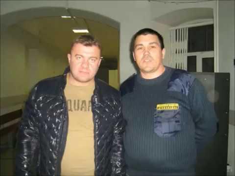 Эпизодическая роль Андрея в фильме Поддубный