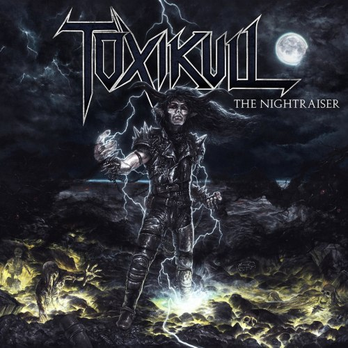 Toxikull - The Nightraiser (EP)