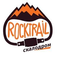 "Логотип Скалодром ""RockTrail"" г. Нижний Новгород"