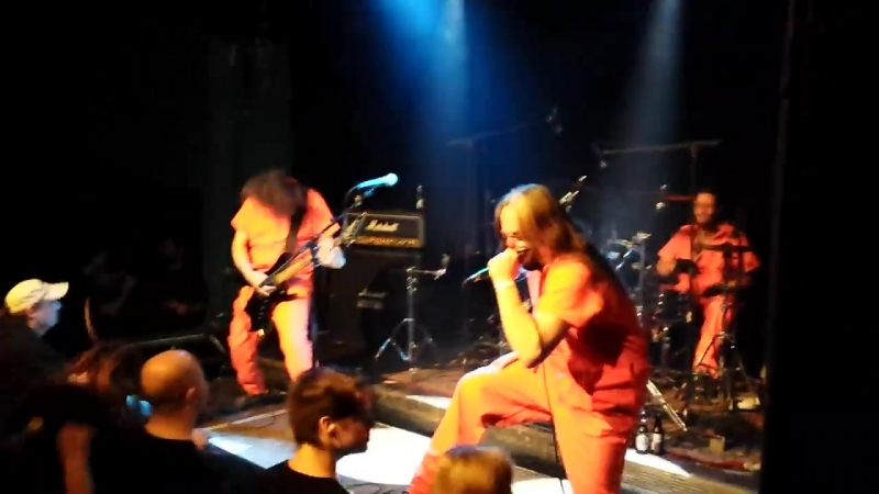 Hymen Holocaust Live at Grindfeast