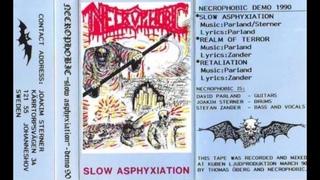 Necrophobic - Slow Asphyxiation 1990 (Full Demo)