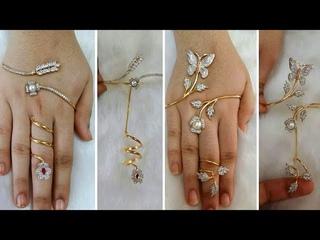 Unusual Ring Designs // Fancy Finger Rings