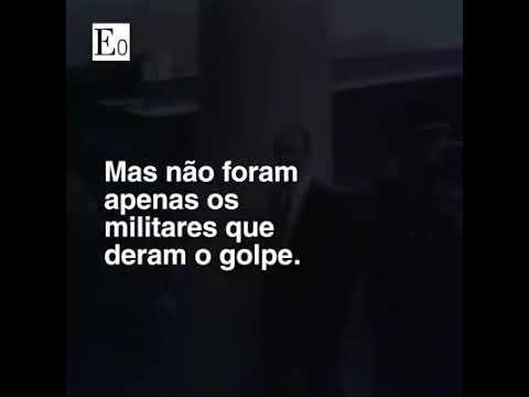 CAOS NO BRASIL VEJA COMO A DITADURA E OS GENERAIS ERAM HONESTOS PARE E PENSE NAO SEJA IDIOTA