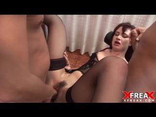 Gang bang for italian whore (1080) dp double penetration group orgy two cock two dick в два члена вдвоем двойное