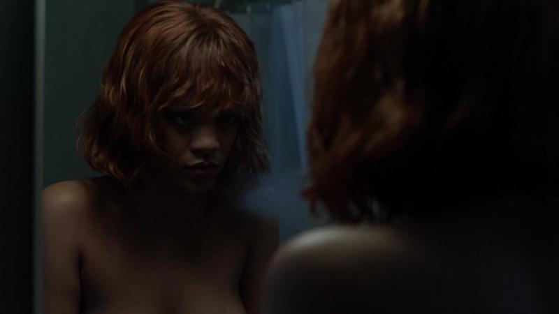 Рианна (Rihanna) голая в сериале «Мотель Бейтсов» (2017)