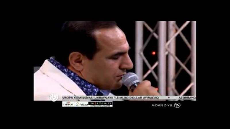 Elnare Abdullayeva Manaf Agayev Tacir Sahmalioglu Super ifa A dan Z ye 23 05 2015
