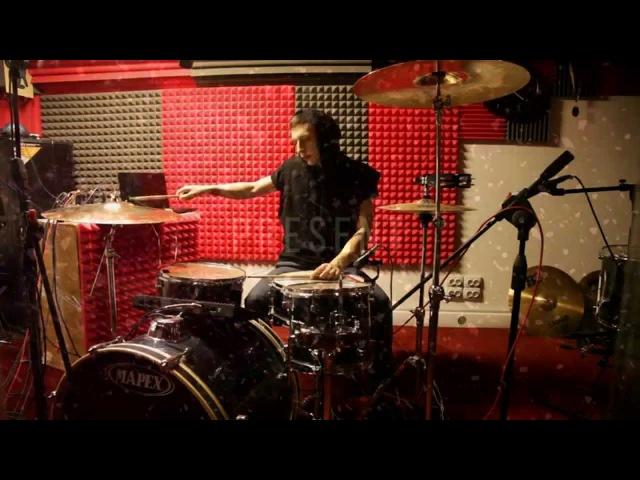 Drum Cover - Débruit Alsarah - Jibal Alnub