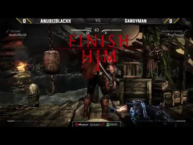 Mortal Kombat XL Kombat Cup Season 2 Week 9 Top 16 ft Tweedy ILuusions and more