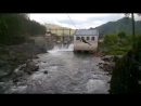 тарзанка на Чемальской ГЭС
