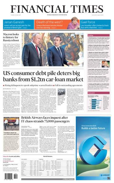 Financial Times USA May 30 2017 FreeMags