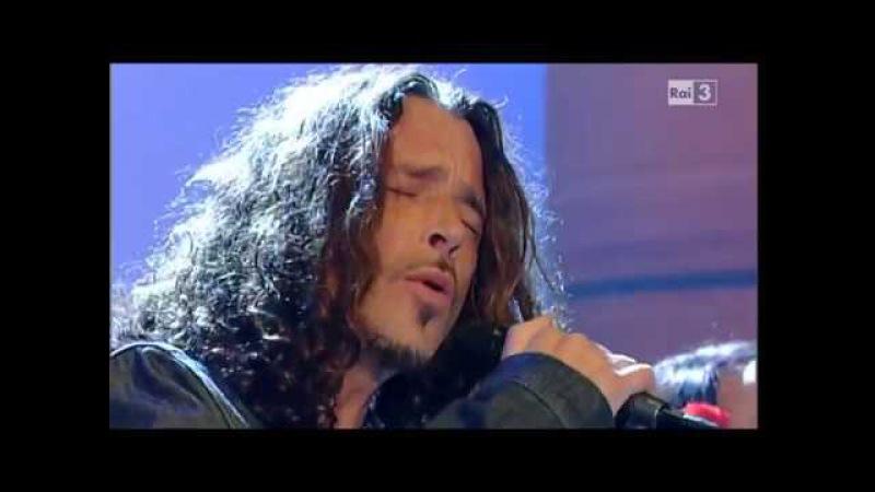 Gabin Chris Cornell - Lies Parla Con Me TV Show, Italy (2010-10-22)