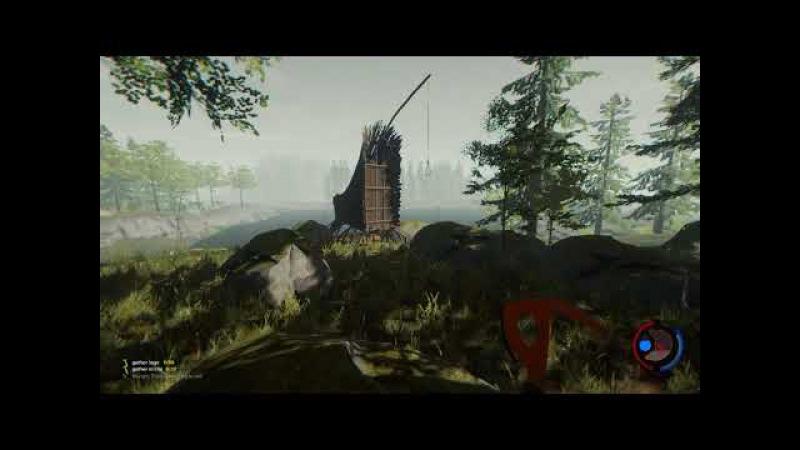 Виживаем в The Forest ч.3
