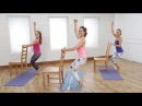 30-Minute Yoga-Barre Hybrid Workout to Empower Your Body Mind