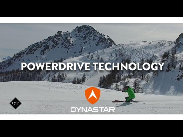 DYNASTAR skis Powerdrive technology Speedzone